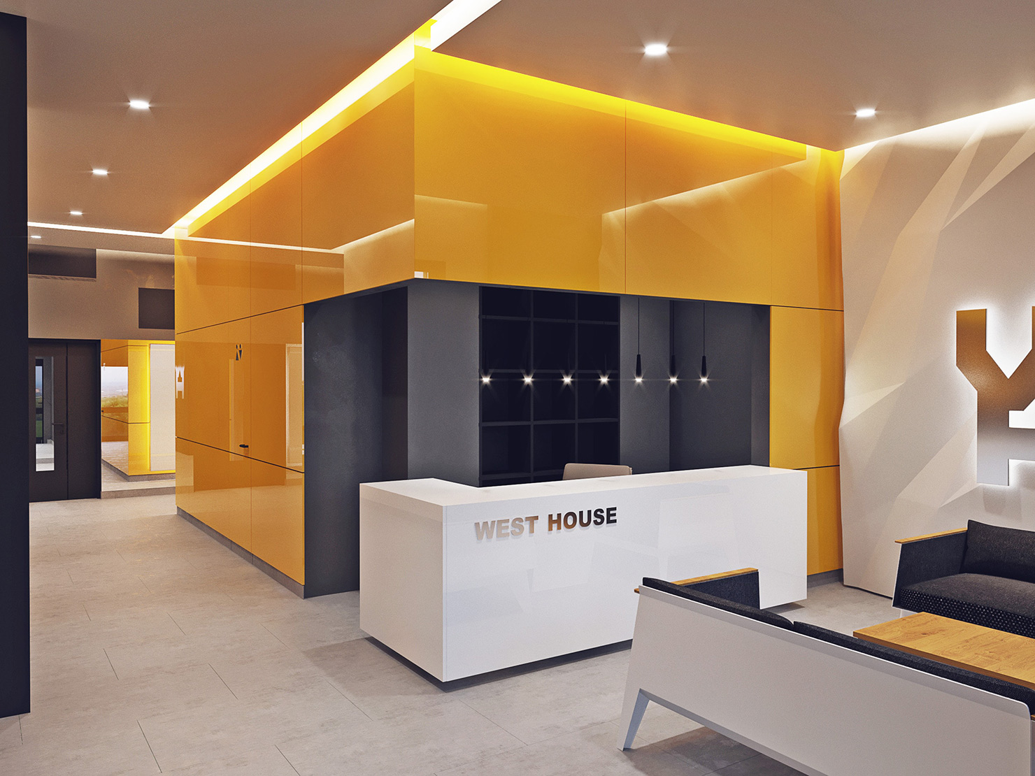 West House Reception Pic1